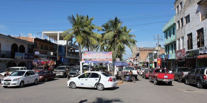 Downtown La Penita